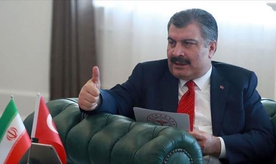 وزیر بهداشت ترکیه: اگر ایران قم را قرنطینه میکرد نیازی به بستن مرزها نبود