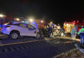 Wrong-way crash on Interstate 95 in Georgia kills 6 people, including Virginia parents and their ...