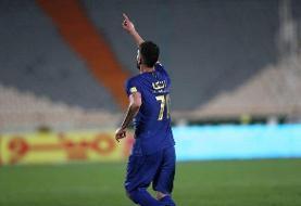 دانشگر پرکارترین و گلزن ترین مدافع تیم فوتبال استقلال