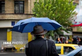 آماده باش نیروهای خدمات شهری تهران در پی ادامه بارش ها/ مشکل خاصی در ...