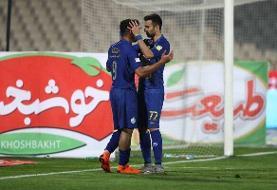 ترکیب تیم استقلال مقابل گل گهر سیرجان اعلام شد
