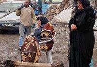 روزگار سخت مردم آذربایجان بعد از زلزله&#۸۲۰۴;های شدید