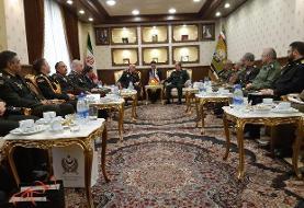 کمیسیون مشترک نظامی تهران-باکو/تاکید بر مبارزه با قاچاق مواد مخدر