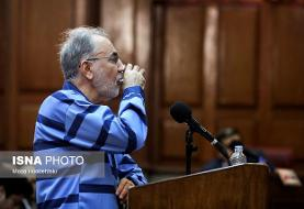 نگرانی وکیل مدافع محمدعلی نجفی از احتمال ابتلای موکلش به کرونا