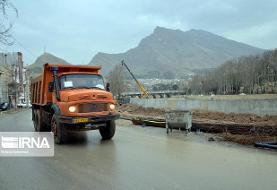 وضعیت ۴ روستای بروجرد بحرانی است/ جاده الشتر به فیروزآباد مسدود شد
