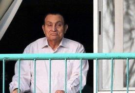 آخرین تصویر منتشر شده از دیکتاتور مصر پیش از مرگ