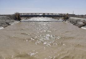 ۴ رودخانه اصلی استان مرکزی سیلابی شد
