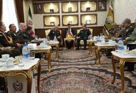 جزئیات نشست دو مقام نظامی ایران و آذربایجان