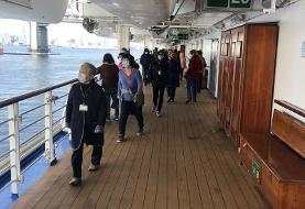 U.S. officials: Four more Diamond Princess passengers have coronavirus; U.S. cases at 57