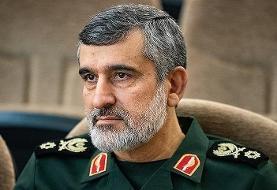سردار حاجیزاده: آمریکاییها ارزش جواب دادن ندارند