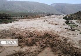 جسد جوان غرقشده در سیلاب ایلام پیدا شد