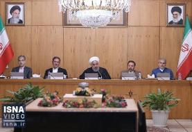 ویدئو / روحانی: کرونا نباید به سلاح دشمنان تبدیل شود
