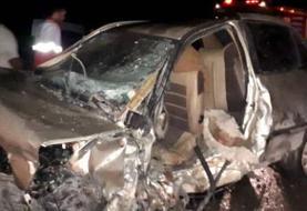 تصادف در محور دیلم - هندیجان دو کشته برجا گذاشت