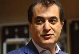 خلیلزاده: فتحاللهزاده قبول کرد مدیرعامل شود