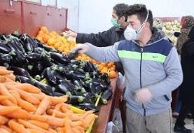 افزایش مشتریان میادین میوه و تره بار در روزهای اخیر