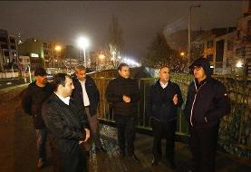 بارشها مدیران شهری را به روددرهها کشاند | وضعیت مسیلهای تهران چطور است؟