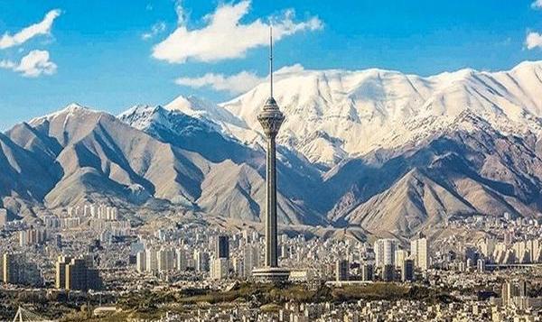 باران و ترس از کرونا هوای تهران را پاک کرد