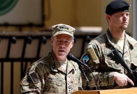 ژنرال میلر: شاهد کاهش خشونتها در افغانستان هستیم