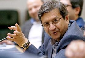 همتی: تلاش بانک مرکزی