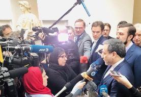 عراقچی: درباره چگونگی تامین منافع ایران از باقی مانده برجام، صحبت شد