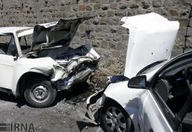 تصادف مرگبار در جاده یزد - طبس/ ۹ نفر کشته شدند