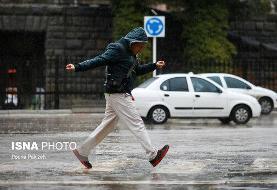 کدام استانها هفته آینده برفی و بارانی میشوند؟
