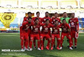 ترکیب فوتبال پرسپولیس برای دیدار با شهرخودرو اعلام شد