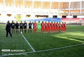 Persepolis announced winner of match against Sepahan