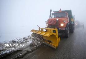 عملیات راهداری زمستانی در ۶۷۰ کیلومتر از راههای استان سمنان