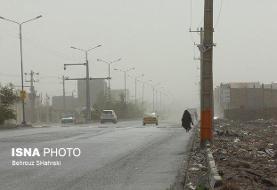 طوفان غلظت غبار در هوای زابل را به ۲۲ برابر مجاز رساند