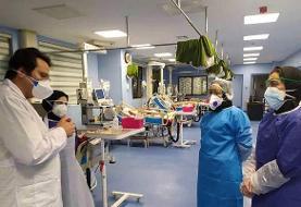 ده پرستار و پزشک در قم به کرونا آلوده شدند | بررسی بیمارسان صحرایی