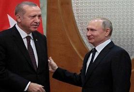 کرملین: پوتین برنامهای برای دیدار اردوغان در ماه مارس ندارد