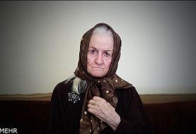 ملکه رنجبر بازیگر سینما و تلویزیون درگذشت/ خاکسپاری بدون مراسم