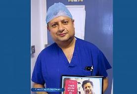 جراح ایرانی بیمار ویولن نواز: درمان باید با مشارکت مریض و جراح باشد