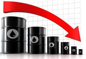 کاهش شدید قیمت نفت خام در بازارهای جهانی