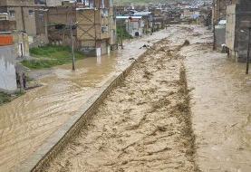 طرح رها سازی آب سدها در مناطق غربی به منظور مدیریت سیلاب