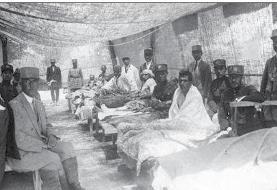 روایتِ «عبدالله مستوفی» از شیوع یک بیماری مسری در دوران قاجار