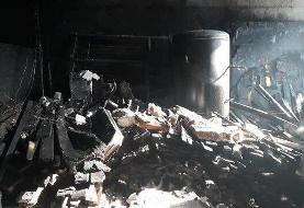 ۴ فوتی و ۳۹ مصدوم در آتش سوزی مجتمع مسکونی سحر در قم