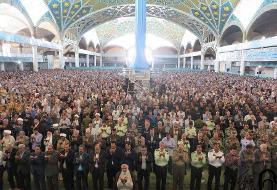 نمازجمعه این هفته اصفهان برگزار نمیشود