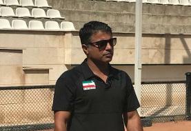 سرمربی پیشین تیم ملی تنیس: فدراسیون حقوق ما را نمیدهد