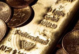 سقوط بازارهای مالی به طلا هم رسید /افت ۳ درصدی قیمت