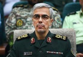 پیام تسلیت رییس ستادکل نیروهای مسلح به سرلشکر ایزدی