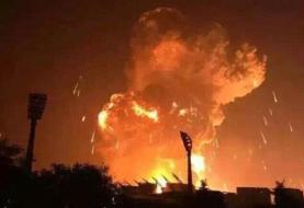 انفجار مرگبار دیگ بخار در کارخانهای در هند