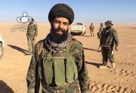 سیدعلی زنجانی در حملات هوایی شب گذشته به ادلب سوریه به شهادت رسید+عکس