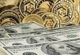 دلار  رسمی بالا رفت