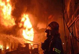 آتشسوزی مجتمع مسکونی در قم، ۵ کشته و ۳۸ مصدوم بجاگذاشت