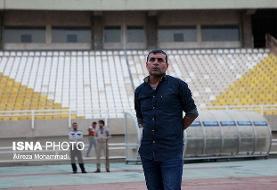 ویسی: اسکوچیچ به مردم آبادان بیاحترامی کرد/ در لیگ برتر میمانیم