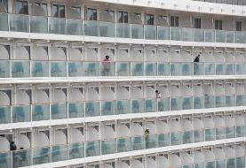 2 cruise ships have been quarantined over the coronavirus: 1 released its passengers, the other ...