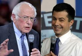 Buttigieg wins delayed Iowa count, Sanders to contest result