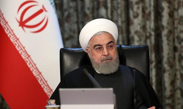 روحانی درگذشت والده همسر سید حسن نصرالله را تسلیت گفت